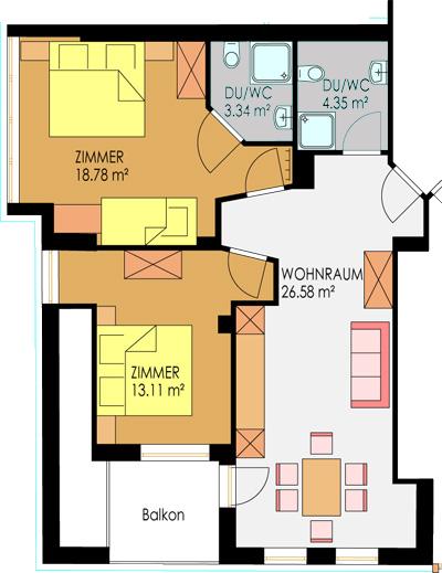 Ferienhaus-Spiss-Kappl-Ischgl-Paznauntal-Wohnung-Grundriss