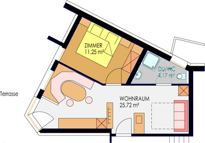 Ferienhaus-Spiss-Kappl-Ischgl-Paznauntal-Grundriss Wohnung