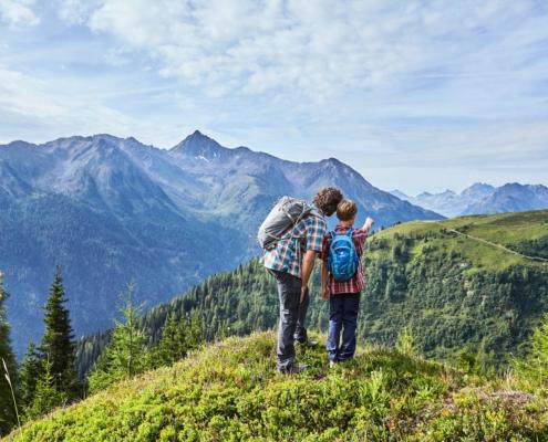 Ferienhaus-Spiss-Kappl-Ischgl-Paznauntal-Sommer-Wandern