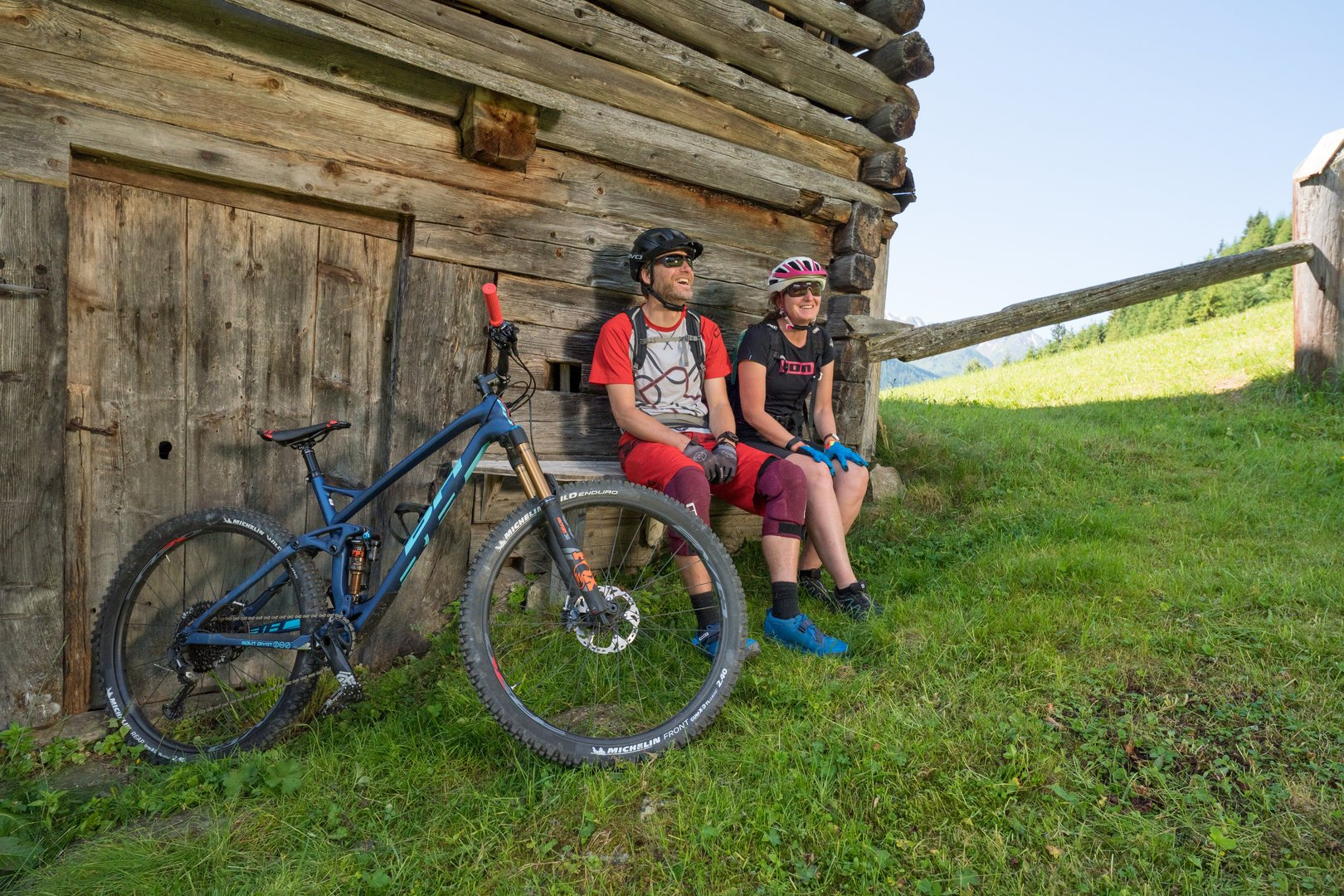 Ferienhaus-Spiss-Kappl-Ischgl-Paznauntal-Sommer-Mountainbiken